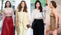 Sao Hàn luôn được ngưỡng mộ mặc đẹp vẫn không thoát khỏi cảnh thảm họa thời trang để đời