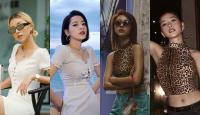 Đếm không xuể số lần cặp chị em hot girl Instagram Chi Pu, Quỳnh Anh Shyn mặc lại đồ nhau