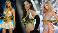 """Xếp hạng độ """"khủng"""" 24 chiếc Fantasy Bra huyền thoại của Victoria's Secret qua các năm"""