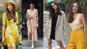Hot mom Vbiz Hà Tăng đã trở lại đường đua street style và được fan khen ngợi hết lời