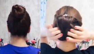 Các kiểu buộc tóc gọn đẹp giúp chị em thoải mái bung xõa mà không lo nóng hay vướng víu