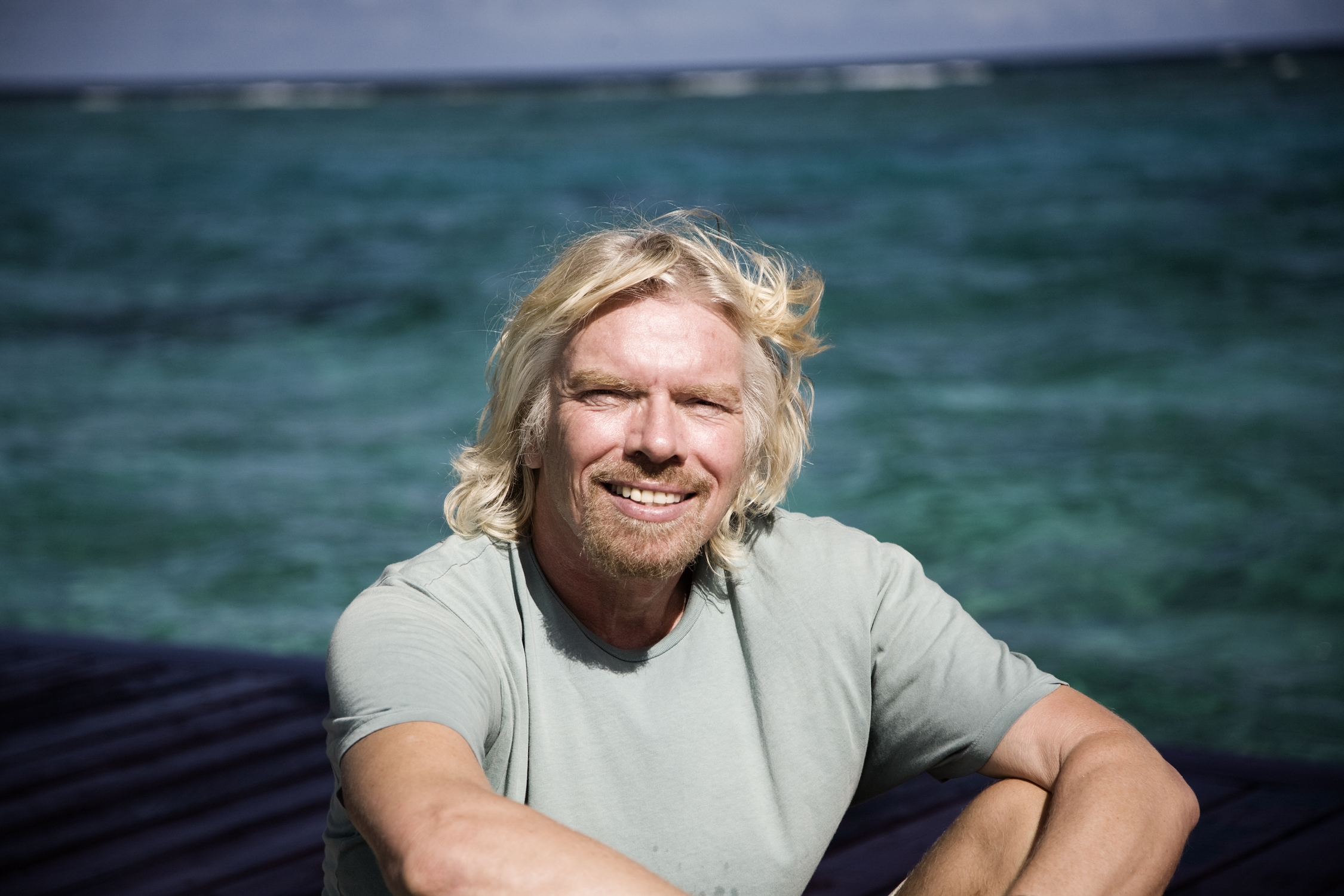 Bestie Richard Branson
