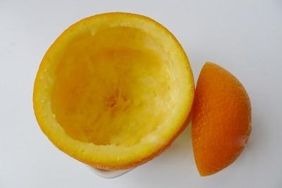 Trổ tài làm bánh flan cam thơm nức mũi