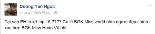 Trượt top 15 Miss Universe, sao Việt vẫn hết lời khen ngợi Phạm Hương