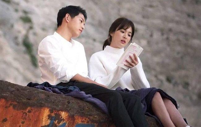 bestie nhung con so an tuong dam cuoi Song Joong Ki và Song Hye Kyo