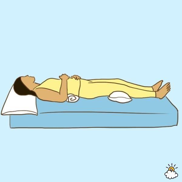 8 tư thế ngủ chuẩn nhất dành cho những ai hay đau nhức cơ thể