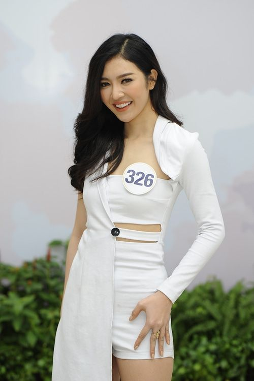 bestie Hoa hậu hoàn vũ 2017