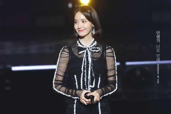 bestie Yoona dẹp khong ti vet