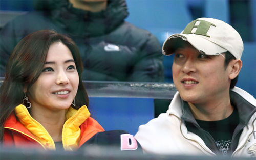 Sao nữ Hàn có cuộc sống sung sướng khi lấy chồng đại gia
