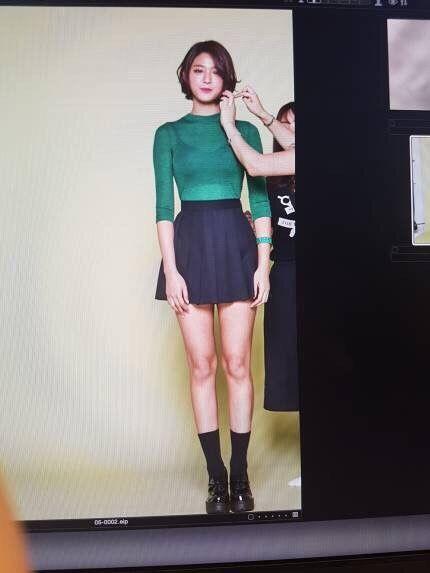bestie body Seolhyun ngoai doi thuc