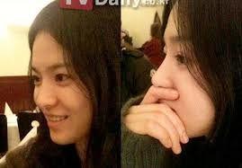 bestie song hye kyo de mat moc xinh dep