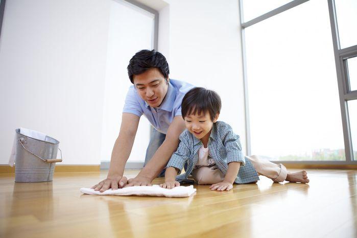 Những thói quen đơn giản để giữ nhà cửa luôn gọn gàng và sạch sẽ