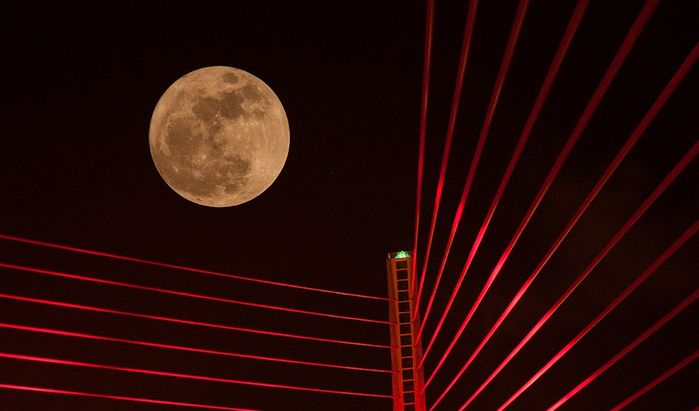 bestie siêu trăng