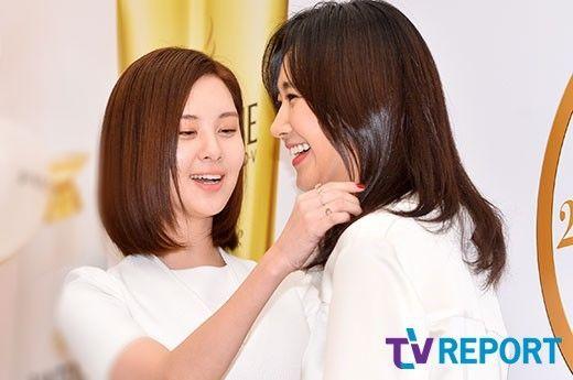"""bestie Rời SM, Seohyun """"thăng hạng nhan sắc"""", vẫn là chị em tốt với Yuri"""
