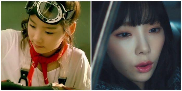 So sánh nhan sắc của thần tượng Kpop từ MV đầu tiên và MV mới nhất