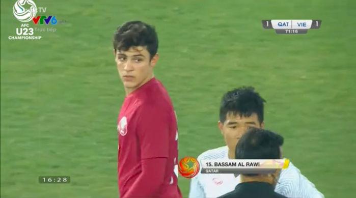 bestie tat tan tat cac hotboy trong tran U23 viet nam gap u23 qatar
