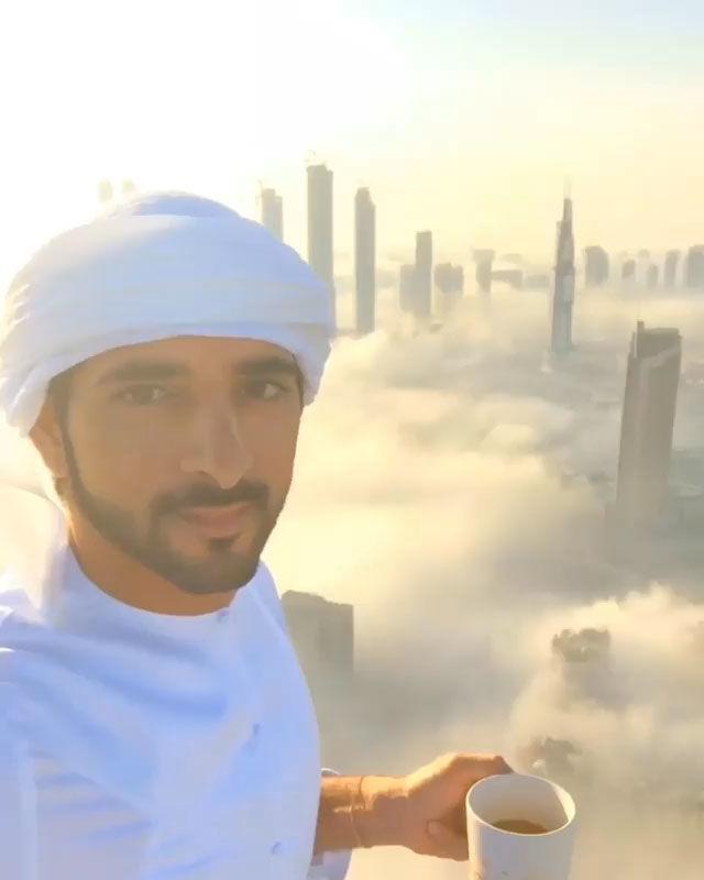 bestie cong chua hoang tu Dubai