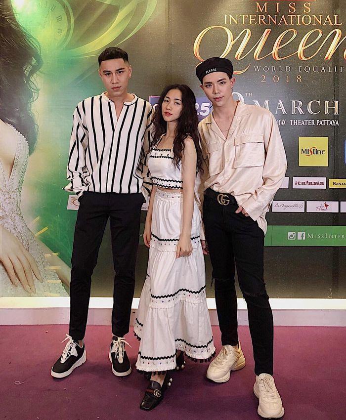 Những nam thần Việt ăn mặc ngày càng điệu đà không thua gì con gái