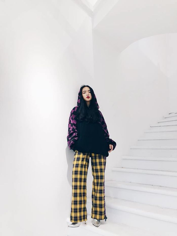 """Bestie - Phat ngat voii phong cach thoi trang cua nhung cô nang """"nam lun"""" trong showbiz"""