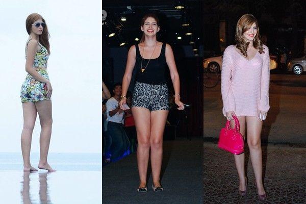 Sao châu Á: Người mãi không lên cân, người lúc nào cũng lo béo