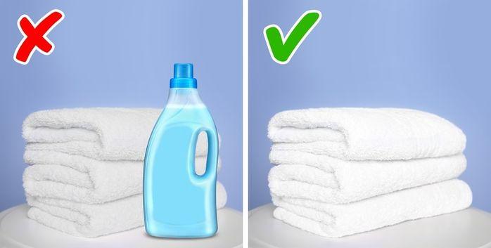 12 mẹo giặt giũ giúp quần áo của bạn luôn trắng sáng như mới