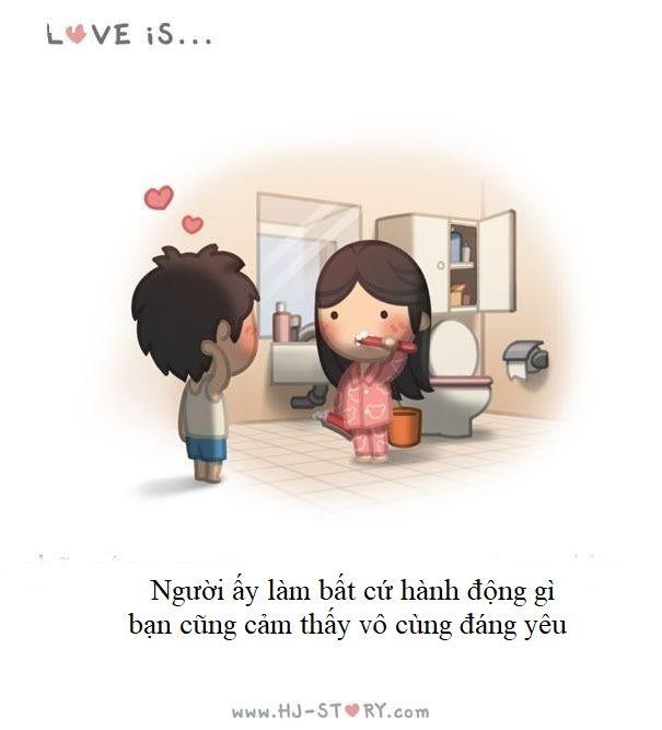 Bộ ảnh vui: Những định nghĩa ngọt ngào về tình yêu