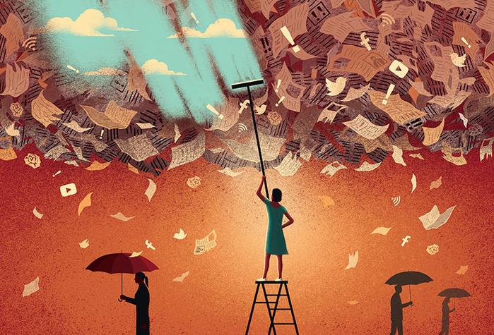 17 bức tranh biếm họa về thế giới ngày nay khiến bạn phải suy ngẫm