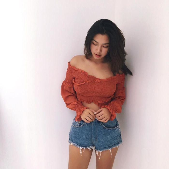 6 hot girl Việt có thân hình và phong cách thời trang cực nóng bỏng