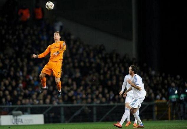 8 bí mật về Cristiano Ronaldo