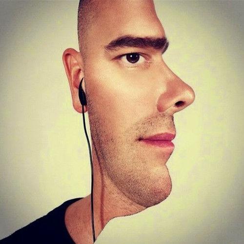 Căng não với những bức ảnh đánh lừa thị giác người nhìn