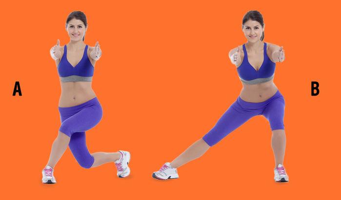 Những bài tập thể dục siêu đẳng giúp tăng size vòng 3 trong 1 tháng