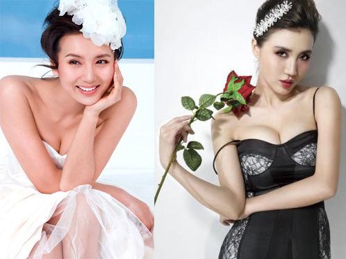 """bestie vẻ đẹp """"sao y bản chính"""" và số phận """"bản sao"""" của các mỹ nhân Hoa ngữ"""