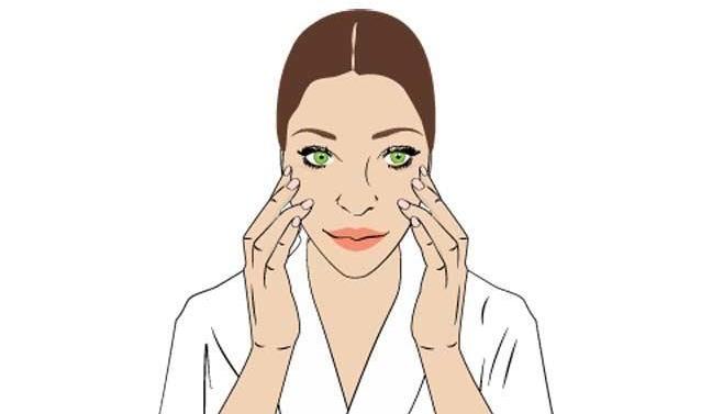 9 bước massage đơn giản giúp da mặt giữ mãi tuổi thanh xuân