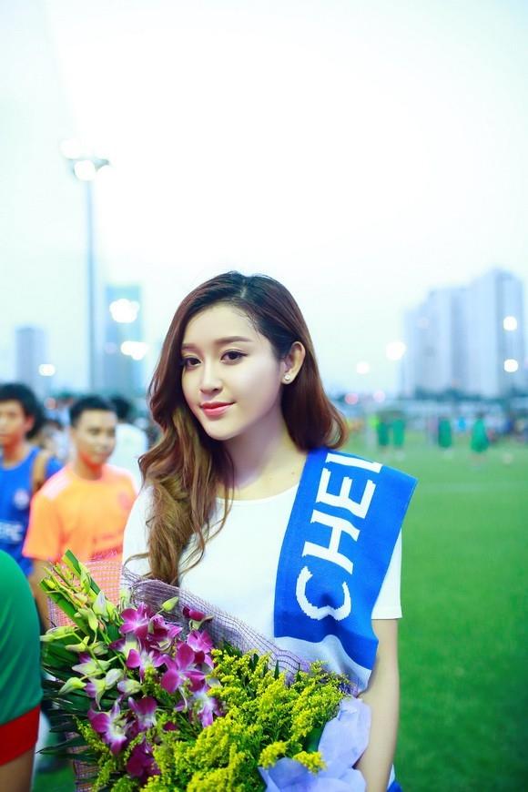 Những mỹ nữ showbiz Việt là fan cuồng của môn thể thao vua