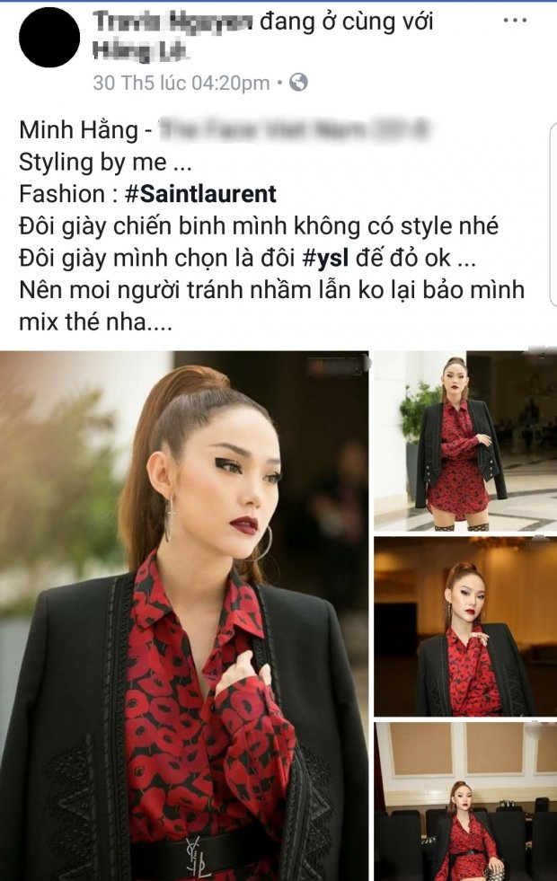 Sao Việt và những lùm xùm không đáng có với stylist