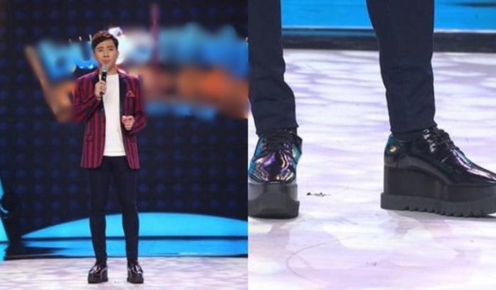 Khi sao nam Việt lại thích đi giày cao gót