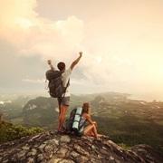 Thám hiểm vùng núi