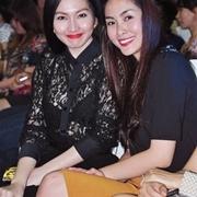 Tăng Thanh Hà và Kim Hiền