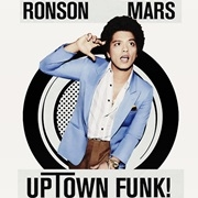 Uptown Funk – Mark Ronson ft. Bruno Mars