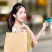 Một khoản tiền trong thẻ tín dụng