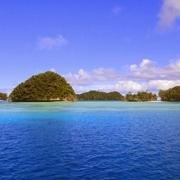 Đại dương xanh thẳm