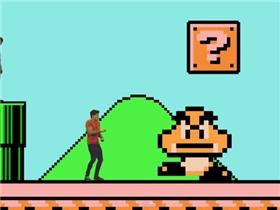 """Game Super Mario cực vui nhộn với phiên bản """"bị lỗi"""""""