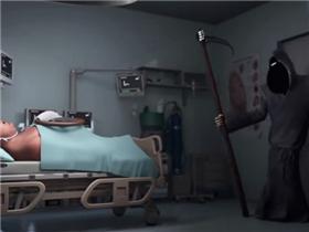 """Phim ngắn: Khi """"thần chết"""" gặp tổ trác"""
