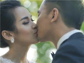 Hé lộ Teaser đám cưới tuyệt đẹp của cặp đôi Văn Anh - Tú Vi
