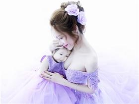 """Mẹ dạy con gái: """"Hạnh phúc là biết ước muốn vừa đủ!"""""""