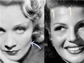 4 kiểu phẫu thuật thẩm mĩ đẹp tự nhiên của sao Hollywood xưa