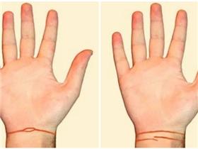 Nhìn ngấn cổ tay đoán ngay số phận, sức khỏe mạnh hay yếu