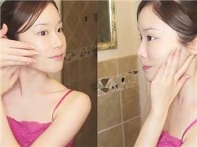 Bí quyết mát xa cuối ngày giúp da mặt tươi trẻ