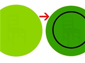 Nhìn ra ảnh chìm trong 7 vòng tròn này, thị lực của bạn còn hơn 10/10