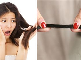 """Những dấu hiệu cho thấy tóc bạn đang gặp """"nguy hiểm"""" cần được giúp đỡ"""